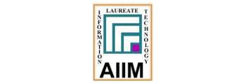 AIIM Information Technology Laureate