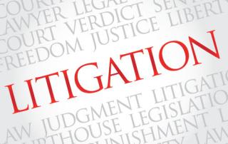 litigation excel spreadsheet